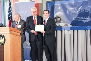 Imagination Library Receives Best Practices award from the Library of Congress Literacy Awards