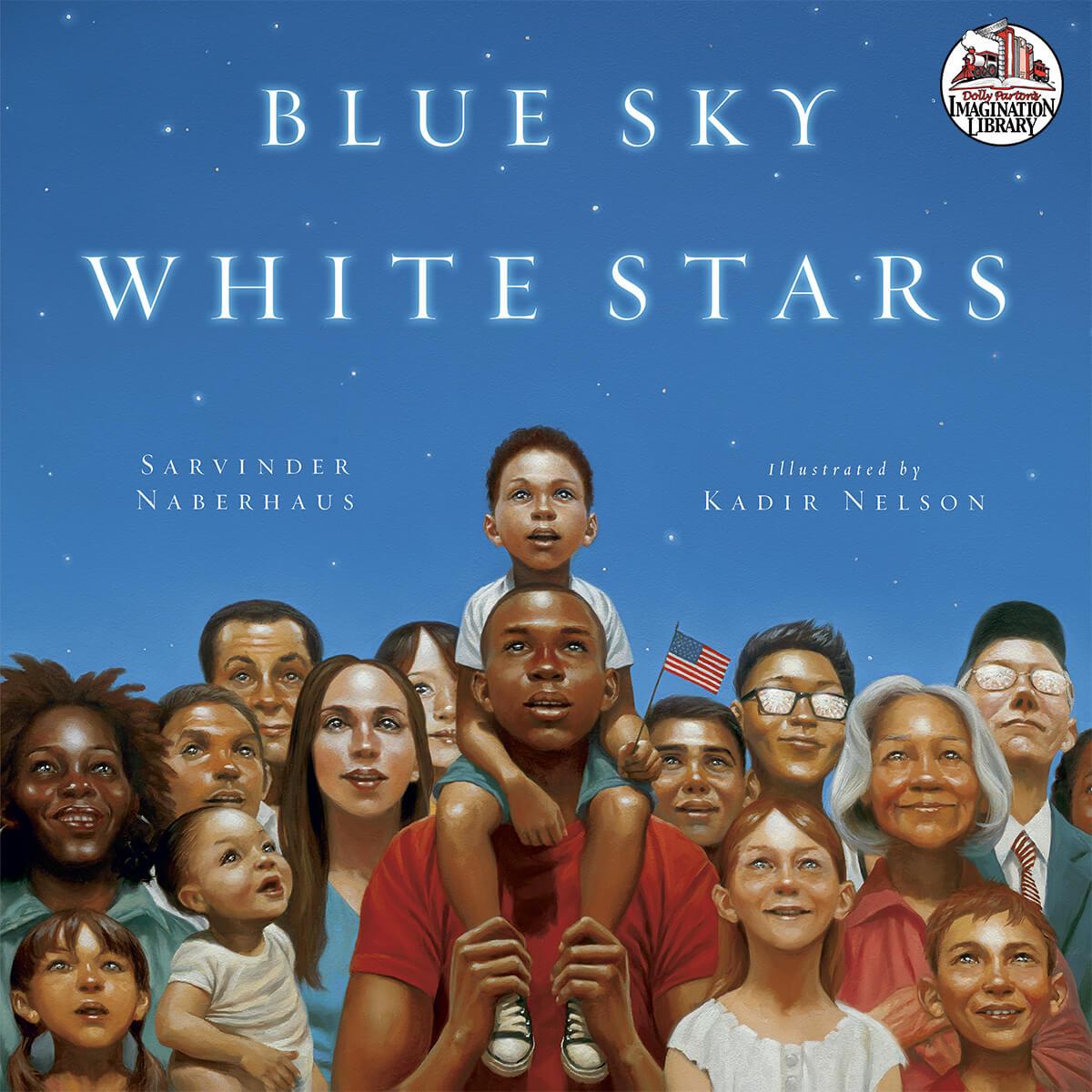 Blue Sky White Stars June 2018