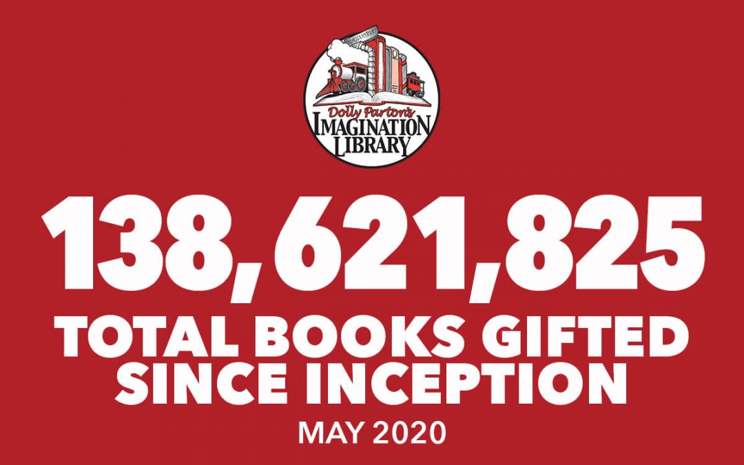 Over 138 Million Free Books Gifted As Of May 2020